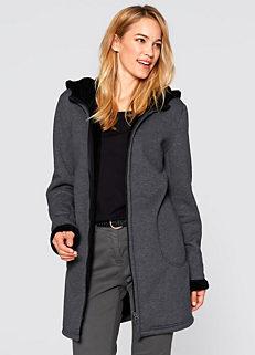 Longline Fleece Jacket - Hazard Golf Clothing