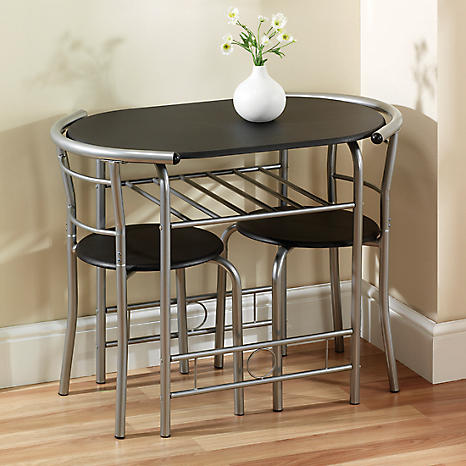 Compact dining set grattan for Compact table and chairs set