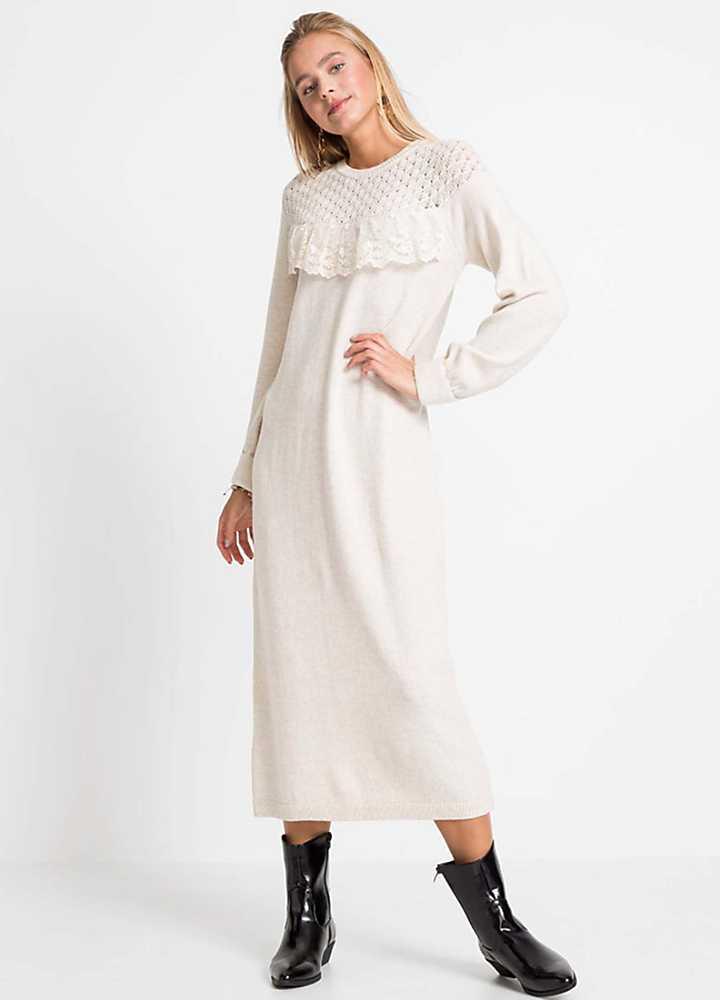 Long Sleeve Jumper Dress | Dresses | Womens | Grattan